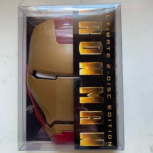 Iron man ultimate 2-Disc Edition